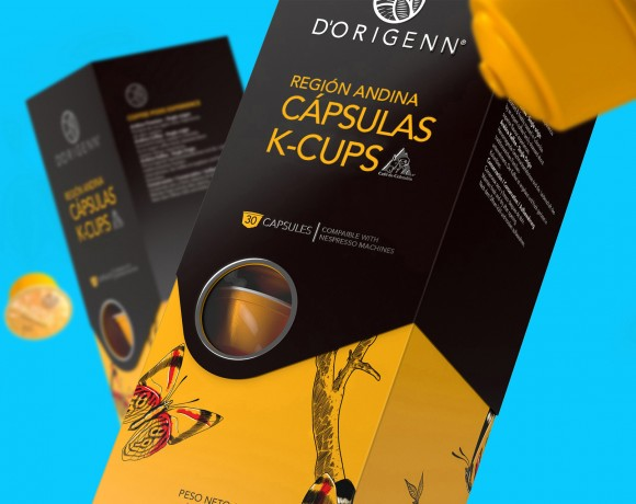 D-ORIGENN Coffee K-Cups
