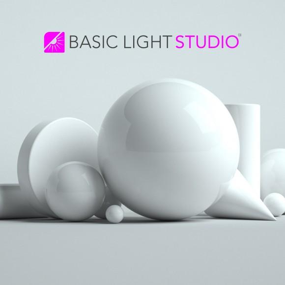 Basic Light Studio for C4d+Octane