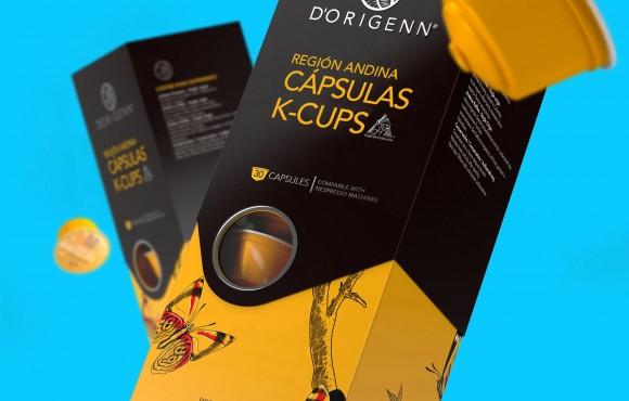 D-ORIGENN Coffee K-Cups