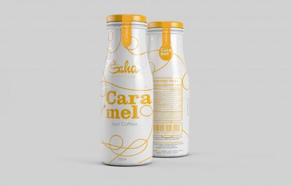 Iced Saha Coffee