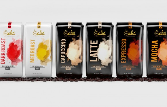 Saha Coffee