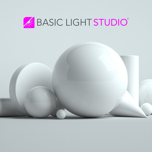 Basic Light Studio for C4d+Vray